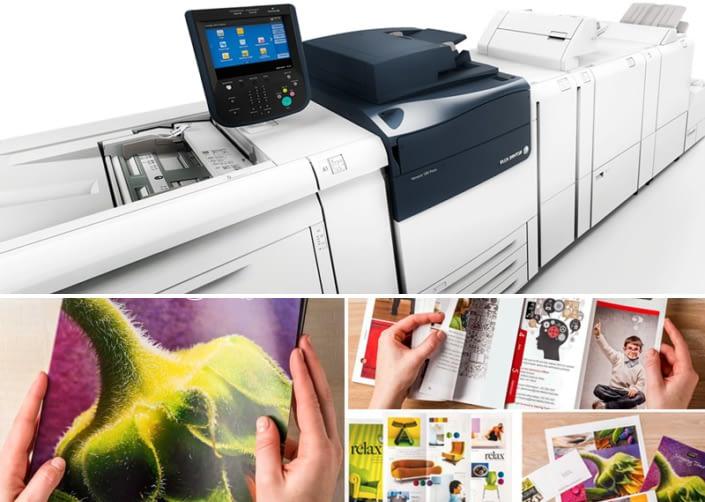 Xerox Versant 180 Production Printer Press